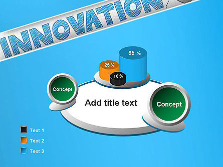Innovation Sketch PowerPoint Template Slide 6