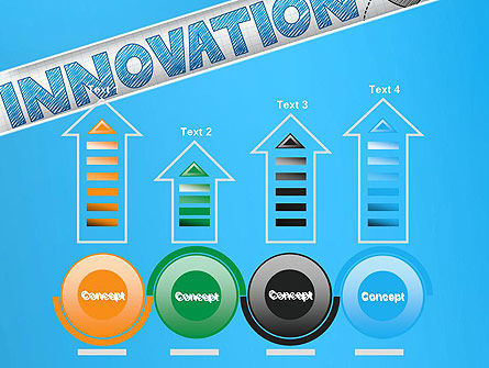 Innovation Sketch PowerPoint Template Slide 7
