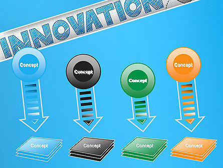 Innovation Sketch PowerPoint Template Slide 8