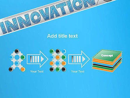 Innovation Sketch PowerPoint Template Slide 9
