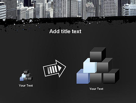 Business Skyscrapers PowerPoint Template Slide 13