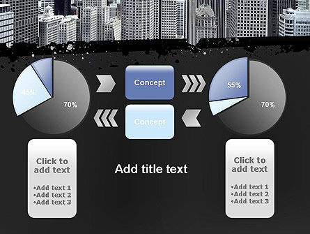 Business Skyscrapers PowerPoint Template Slide 16