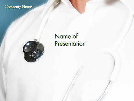 People: Emergency Medicine Physician PowerPoint Template #13246