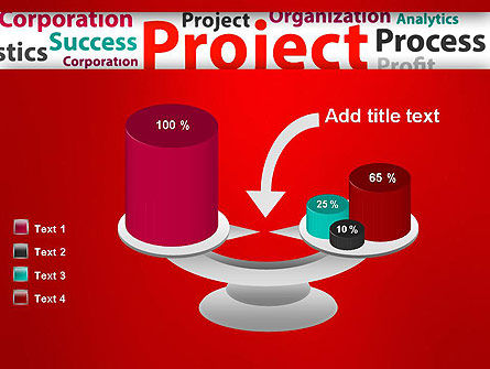 Project Word Cloud PowerPoint Template Slide 10