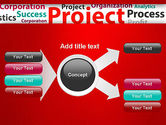 Project Word Cloud PowerPoint Template#14