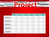 Project Word Cloud PowerPoint Template#15