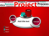 Project Word Cloud PowerPoint Template#16