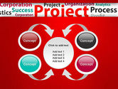 Project Word Cloud PowerPoint Template#6