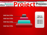 Project Word Cloud PowerPoint Template#8