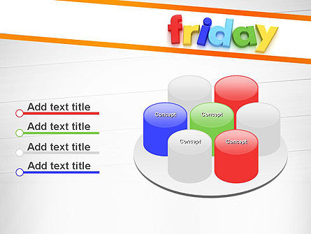 Friday PowerPoint Template Slide 12