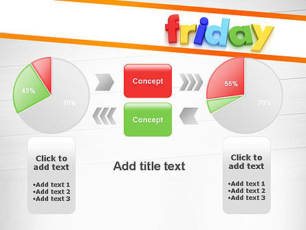 Friday PowerPoint Template Slide 16
