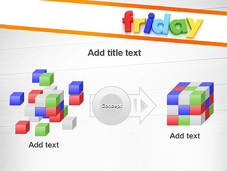 Friday PowerPoint Template Slide 17