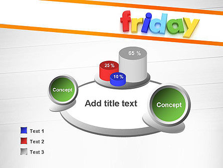 Friday PowerPoint Template Slide 6