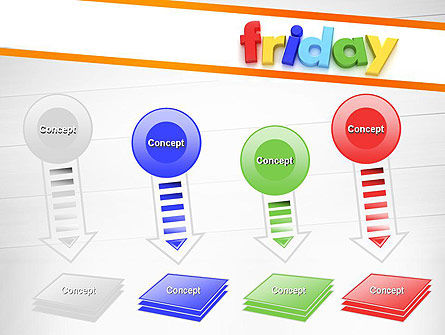 Friday PowerPoint Template Slide 8