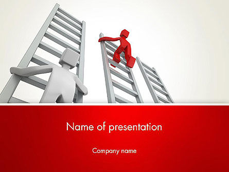Enterprise System Concept PowerPoint Template, 13254, Business Concepts — PoweredTemplate.com