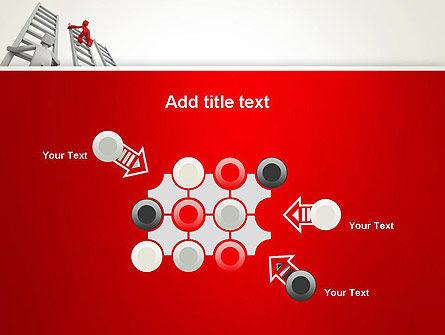Enterprise System Concept PowerPoint Template Slide 10