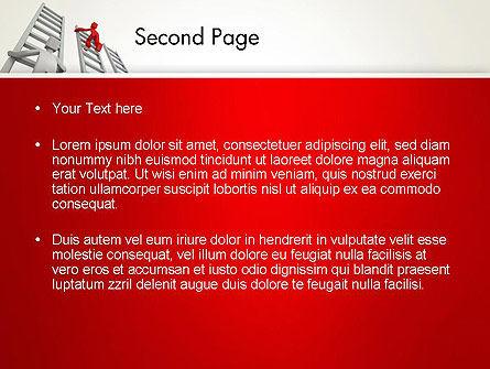 Enterprise System Concept PowerPoint Template Slide 2