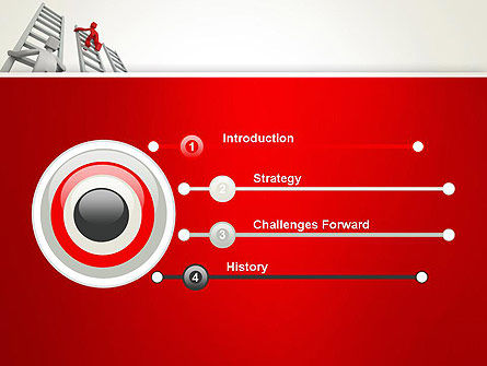 Enterprise System Concept PowerPoint Template, Slide 3, 13254, Business Concepts — PoweredTemplate.com