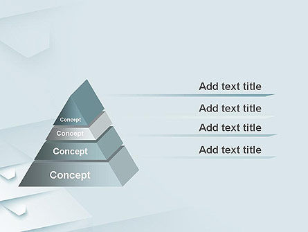 White Paper Style Abstract PowerPoint Template Slide 4