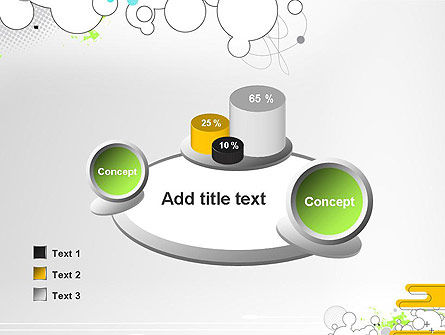 Abstract Avant Garde PowerPoint Template Slide 16