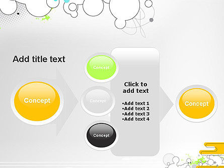 Abstract Avant Garde PowerPoint Template Slide 17