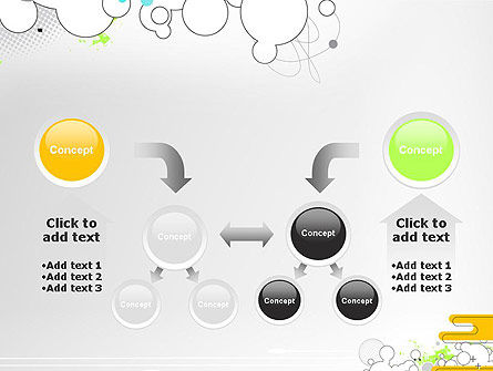 Abstract Avant Garde PowerPoint Template Slide 19