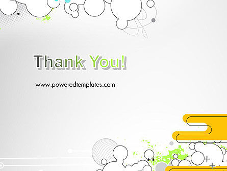 Abstract Avant Garde PowerPoint Template Slide 20