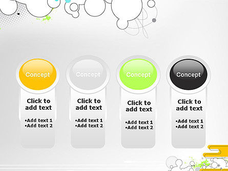 Abstract Avant Garde PowerPoint Template Slide 5