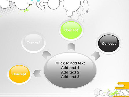 Abstract Avant Garde PowerPoint Template Slide 7
