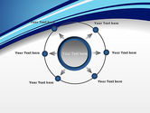 Curved Highway Abstract PowerPoint Template#7