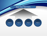 Curved Highway Abstract PowerPoint Template#8