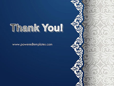 Ornate PowerPoint Template Slide 20