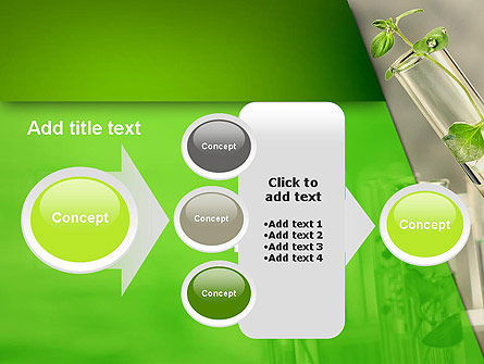 Genetically Modified Plants PowerPoint Template Slide 17
