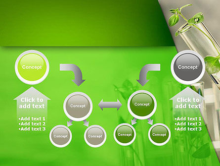 Genetically Modified Plants PowerPoint Template Slide 19