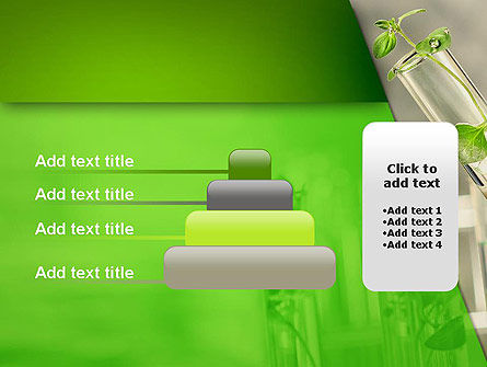 Genetically Modified Plants PowerPoint Template Slide 8