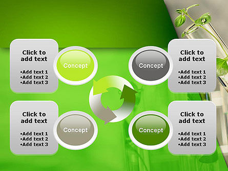 Genetically Modified Plants PowerPoint Template Slide 9