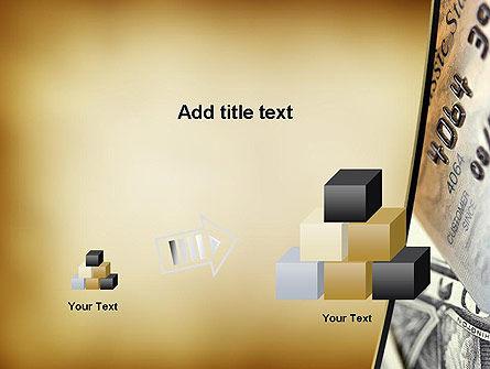 Good Credit Score PowerPoint Template Slide 13