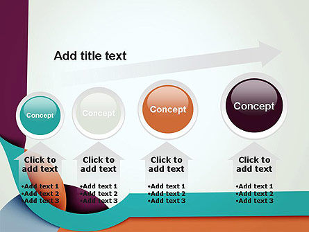 Paper Abstract Application PowerPoint Template Slide 13