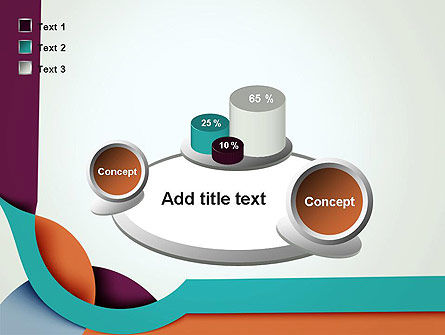 Paper Abstract Application PowerPoint Template Slide 16