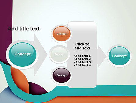 Paper Abstract Application PowerPoint Template Slide 17