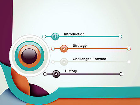 Paper Abstract Application PowerPoint Template Slide 3