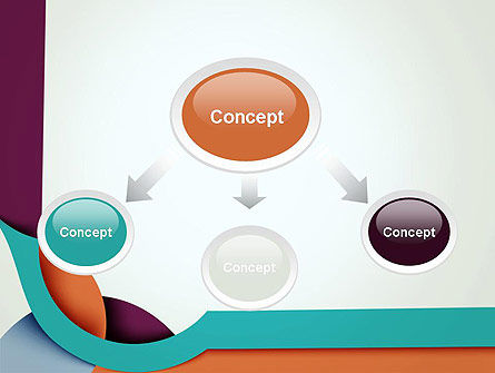 Paper Abstract Application PowerPoint Template Slide 4