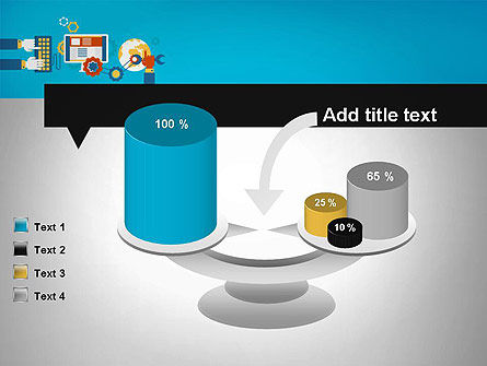 Application Tuning PowerPoint Template Slide 10