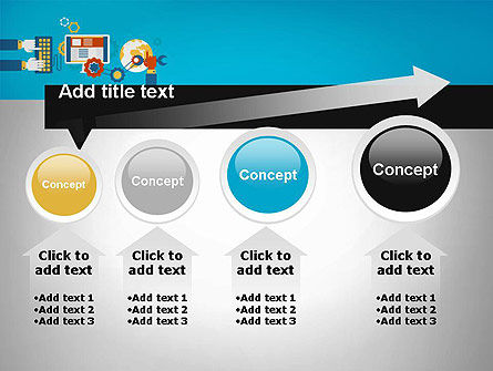 Application Tuning PowerPoint Template Slide 13