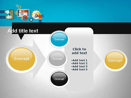Application Tuning PowerPoint Template Slide 17