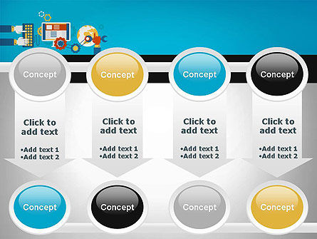 Application Tuning PowerPoint Template Slide 18