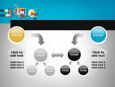 Application Tuning PowerPoint Template Slide 19