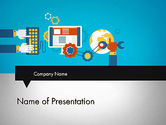 Careers/Industry: Application Tuning PowerPoint Template #13295
