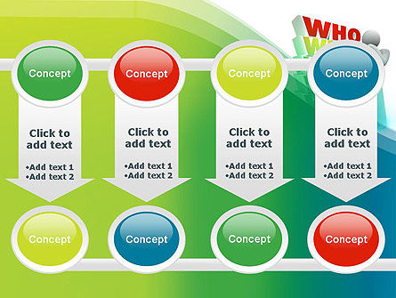Who What Where When Why PowerPoint Template Slide 18