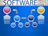 Software Word Cloud PowerPoint Template#19